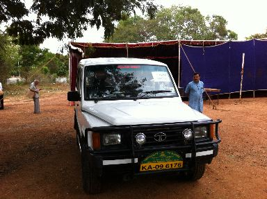ISKO vehicle 1